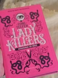 Livro Lady Killers: Assassinas Em Série