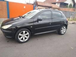 Peugeot 206 1.4 2009 repasse!