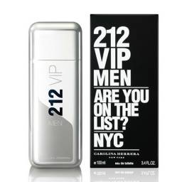 Perfume 212 vip masculino 100 ml