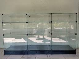 Balcão vitrine