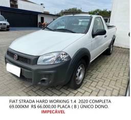 Fiat Strada Hard Working 2020