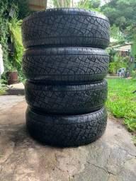 Jogo de pneus 17