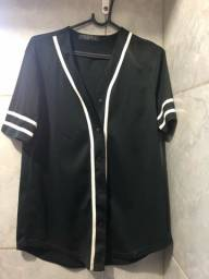 Blusa estilo casaco