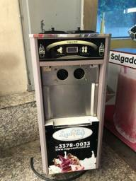 Máquina de sorvete Casquinha Express