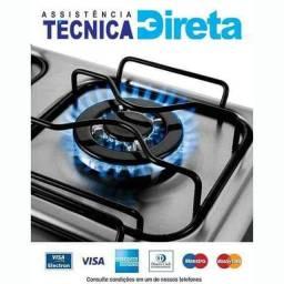 Título do anúncio: Assistência Técnica Direta em Fogão