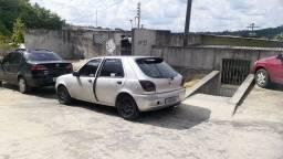 Título do anúncio: Fiesta sedan completo quitado street 2003