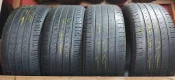 Jogo de pneus 245 45 19