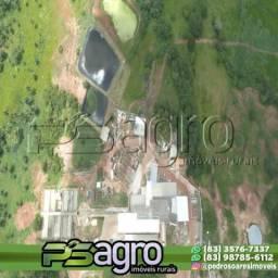 Frigorífico à venda em terreno de 65 ha por R$ 45.000.000 - Vila Oeste - Paraíso do Tocant
