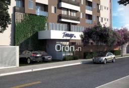 Apartamento com 2 dormitórios à venda, 63 m² por R$ 295.000,00 - Setor Bueno - Goiânia/GO