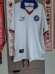 Camisa Bahia  ( branca / Número 11 )