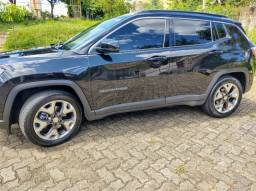 Jeep Compass Longitude 2019 gasolina 4x2