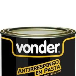 Antirrespingo em pasta