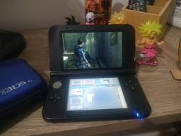Nintendo 3ds XL azul em ótimo estado