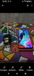Título do anúncio: Vendo esse celular Motorola moto E7 plus