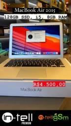 Macbook Air 2015 128gb SSD i5 8gb RAM