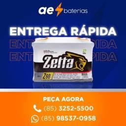 Título do anúncio: Bateria zetta, bateria polo, bateria vectra e bateria sandero