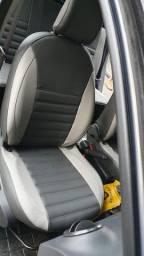 capas de banco de couro sintetico courvin automotivo duster