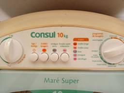 Título do anúncio: Vende-se Máquina de lavar roupas Consul Maré Super 10 KG