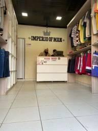 Vendo loja montada completa