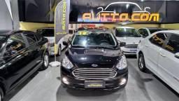 Ford KA SE sedan 1.5 /2019 Preto