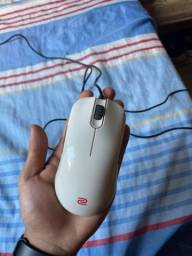 Título do anúncio: Mouse gamer zowie benq fk2 white
