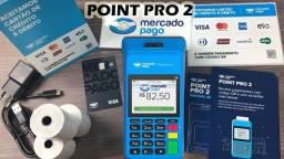 Título do anúncio: Maquininha de Cartão Point Pró 2 - Ultima Unidade