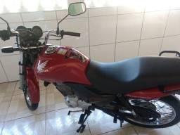 Título do anúncio: Motocicleta Fan 150