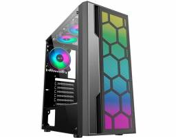 Gabinete Gamer Middle Tower - CG-02TT - Multiverso<br><br>