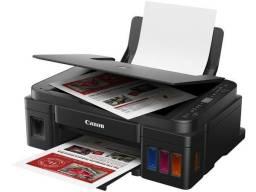 Impressora Multifuncional Canon G3110 com tanque de tinta