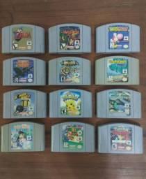 Fitas Nintendo 64