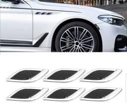 Acessorio 3D pra qualquer carro