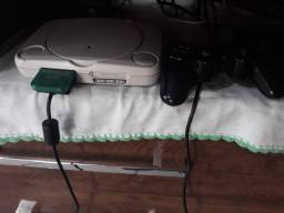PlayStation one completo  .