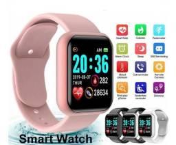 Smartwatch Relógio Inteligente D20 2021 ATUALIZADO - FOTO NA TELA