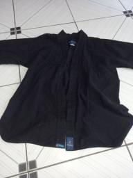 Kimono Infantil Torah- Reforçado Judô/Jiu-jitsu: Tamanho JR