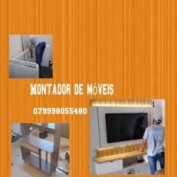 Título do anúncio: Montador de móveis,  quartos infantis
