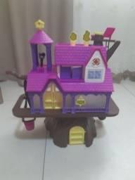 Brinquedo casa na árvore Home Play