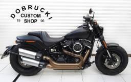 Harley Davidson Softail Fat Bob 107