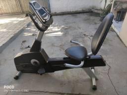 Bike ergométrica horizontal profissional Embreex