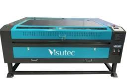 Máquina Router Laser Corte e Gravação VS1610A Lasercad Visutec