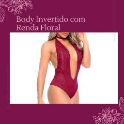 Body Invertido Floral