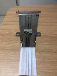 Máscara suporte para vincar e dobrar máscaras descartáveis