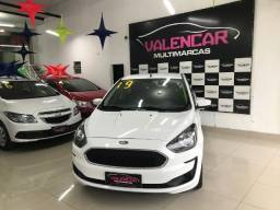 Título do anúncio: Ford KA SE 1.0 Manual 2019 Primeira Parcela Para Janeiro de 2022