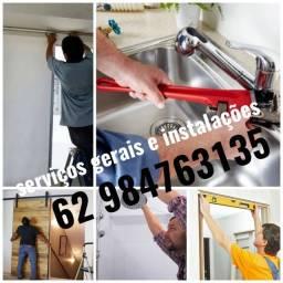 Carpinteiro encanador consertos domesticos