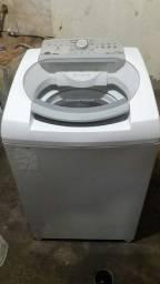 Máquina de lavar Brastemp Active 11 kg cesto de inox semi-nova