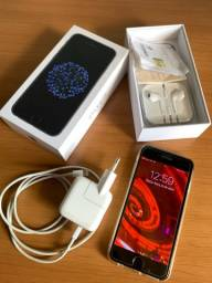 iPhone 6 64 GB Cinza R$800,00