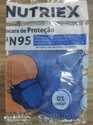 Máscara N95 (azul) - Nutriex