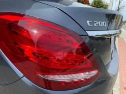 Título do anúncio: Mercedes C200 2016