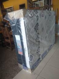 Colchão Box Conjugado  de Casal D-28