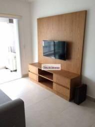 Título do anúncio: Apartamento com 1 dormitório para alugar, 47 m²- Campo Belo - São Paulo/SP