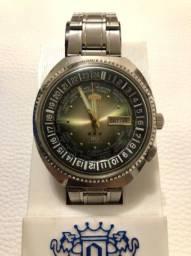 Relógio Orient WD - Horário mundial